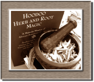 Candles and Curios: Hoodoo, Conjure and Rootwork Books